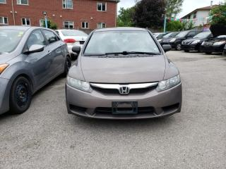 Used 2009 Honda Civic DX for sale in Toronto, ON