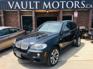 Used 2010 BMW X5 AWD  48i M-PACKAGE for sale in Brampton, ON
