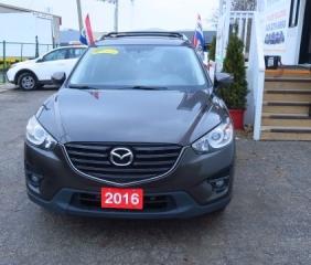 Used 2016 Mazda CX-5 2WD-