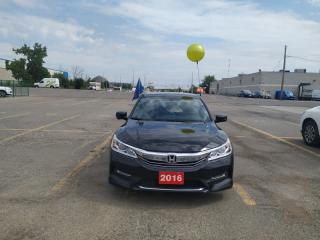 Used 2016 Honda Accord Sedan CVT Sport-