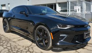 Used 2018 Chevrolet Camaro 2SS|LEATHER|HEATED AND COOLED SEATS| for sale in Brampton, ON