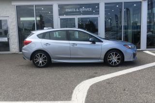New 2019 Subaru Impreza 2.0i w/Sport Pkg for sale in Vernon, BC