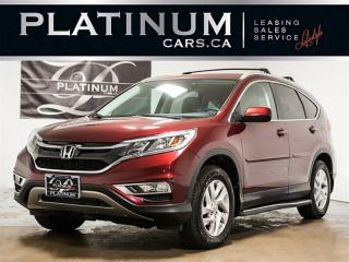 Used 2016 Honda CR-V SE, i-VTEC, AWD, Honda LINK, CAMERA, Bluetooth for sale in Toronto, ON