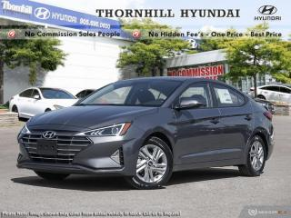 New 2020 Hyundai Elantra Preferred  - Sweet Style for sale in Thornhill, ON