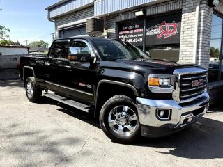 Used 2015 GMC Sierra 2500 SLT HD cabine multiplace 4RM ALL TERRAIN for sale in Longueuil, QC