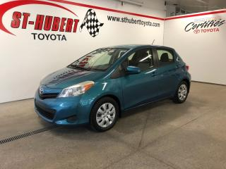 Used 2012 Toyota Yaris LE BLUETOOTH for sale in St-Hubert, QC