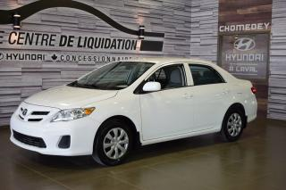 Used 2013 Toyota Corolla A/C for sale in Laval, QC