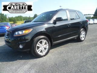 Used 2011 Hyundai Santa Fe AWD for sale in East broughton, QC