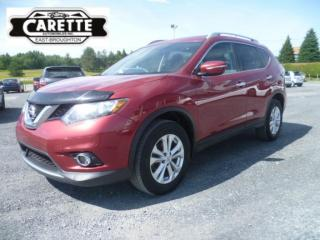 Used 2015 Nissan Rogue Sv Awd T.ouvrant for sale in East broughton, QC