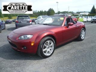 Used 2008 Mazda Miata MX-5 Décapotable for sale in East broughton, QC