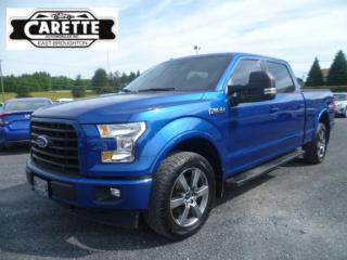 Used 2017 Ford F-150 XLT SPORT 4X4 for sale in East broughton, QC