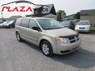 Used 2009 Dodge Grand Caravan Se Stow&go for sale in Beauport, QC