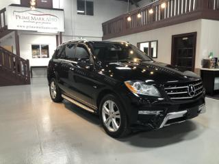 Used 2012 Mercedes-Benz ML-Class ML 350 BlueTEC for sale in Concord, ON