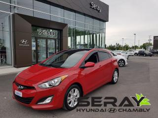 Used 2013 Hyundai Elantra GT Gls, Mags, Toit for sale in Chambly, QC