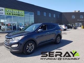 Used 2013 Hyundai Santa Fe Sport 2.0t Premium 4x4 Awd for sale in Chambly, QC