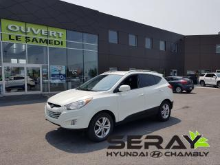 Used 2010 Hyundai Tucson Gls, A/c, Bluetooth for sale in Chambly, QC