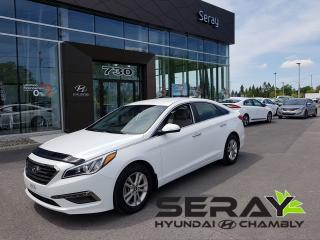 Used 2015 Hyundai Sonata Gls, Mags, A/c for sale in Chambly, QC