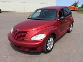 Used 2004 Chrysler PT Cruiser Familiale 4 portes Classic for sale in Quebec, QC