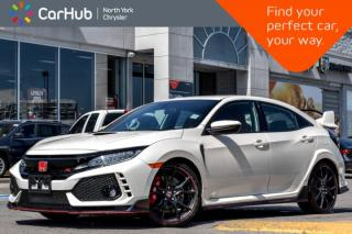 Used 2018 Honda Civic Type R |Manual|GPS|Backup.Cam|Bluetooth|SiriusXM|Keyless.Go| for sale in Thornhill, ON