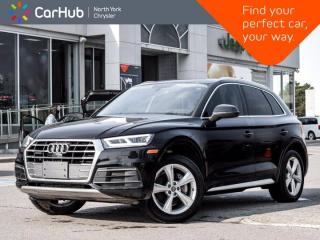 Used 2018 Audi Q5 PROGRESSIV for sale in Thornhill, ON