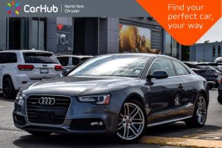 Used 2015 Audi A5 Progressiv|Manual|GPS|Bluetooth|Backup.Cam|Heat.Frnt.Seats|Keyless.Entry| for sale in Thornhill, ON