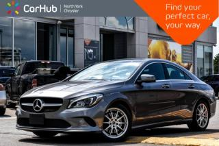 Used 2018 Mercedes-Benz CLA-Class 250|Smartphone.Integ,Illumination.Pkgs|Sunroof|Apple.CarPlay| for sale in Thornhill, ON