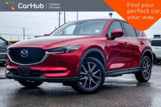 Used 2018 Mazda CX-5 GT|AWD|Navi|Sunroof|Bluetooth|Backup Cam|Leather|Heated Front Seats|19