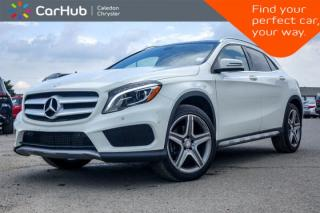 Used 2015 Mercedes-Benz GLA GLA 250 4Matic Navi Pano Sunroof Bluetooth Leather Heated Front Seats 18