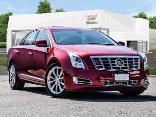 Used 2013 Cadillac XTS Luxury for sale in Markham, ON