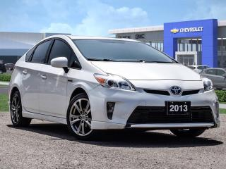 Used 2013 Toyota Prius Hybrid for sale in Markham, ON