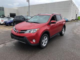 Used 2014 Toyota RAV4 XLE for sale in Brampton, ON