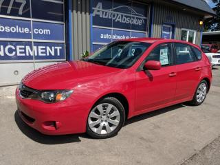 Used 2009 Subaru Impreza 2,5i for sale in Boisbriand, QC