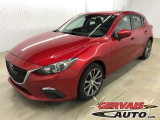 Used 2014 Mazda MAZDA3 Gs-Sky Sport Mags for sale in Shawinigan, QC