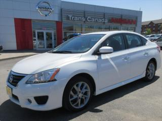 Used 2015 Nissan Sentra SR for sale in Peterborough, ON