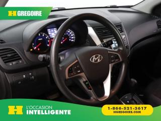 Used 2016 Hyundai Accent GL A/C GR ELECT for sale in St-Léonard, QC