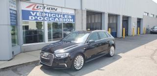 Used 2017 Audi A3 1.4T Progressiv+BRANCHABLE+SUPERBE VOITURE for sale in St-Hubert, QC
