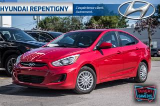 Used 2015 Hyundai Accent 2015 Hyundai - 4dr for sale in Repentigny, QC