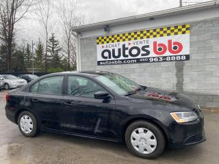 Used 2013 Volkswagen Jetta Manuelle for sale in Laval, QC