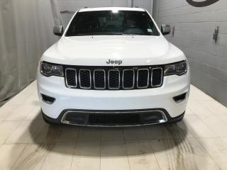 Used 2018 Jeep Grand Cherokee Limited for sale in Leduc, AB