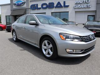 Used 2014 Volkswagen Passat Comfortline 2.0 TDI 6sp DSG at w/ Tip for sale in Ottawa, ON