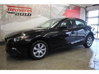 Used 2016 Mazda MAZDA3 for sale in Lévis, QC