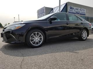 Used 2015 Toyota Camry LE CAMERA|BLUETOOTH|CERTIFIED|ALLOYS| for sale in Concord, ON