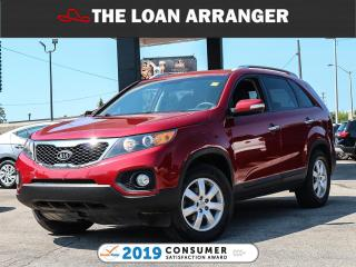 Used 2012 Kia Sorento for sale in Barrie, ON