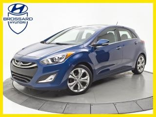 Used 2014 Hyundai Elantra GT Se Toit Cuir, Cam for sale in Brossard, QC