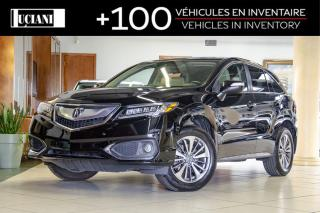 Used 2016 Acura RDX 2016 Acura Elite for sale in Montréal, QC