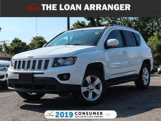 Used 2014 Jeep Compass for sale in Barrie, ON