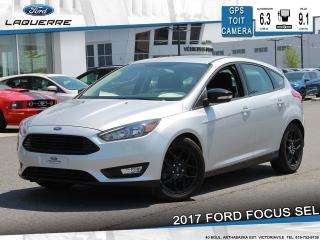 Used 2017 Ford Focus Sel Ensemble Gps for sale in Victoriaville, QC