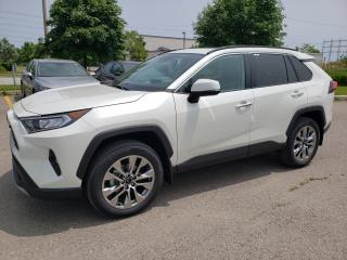 New 2019 Toyota RAV4 LIMITED  for sale in Etobicoke, ON