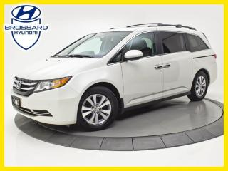 Used 2015 Honda Odyssey Ex-L Cuir Dvd Toit for sale in Brossard, QC