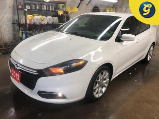 Used 2013 Dodge Dart Rally Sport Edition * Multi air turbo * 6 speed manual * Auto projection headlights with fog lights * Phone connect * Hands free steering wheel contro for sale in Cambridge, ON